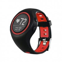 SMARTWATCH BILLOW SPORT WATCH GPS NEGRO ROJO