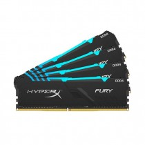 MODULO MEMORIA RAM DDR4 32GB 4x8GB PC3600 KINGSTON HYPERX