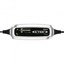 pEl XS 08 es el cargador de 12 V mas pequeno de CTEK Cuenta con la tecnologia mas avanzada y es perfecto para cargar las bateri