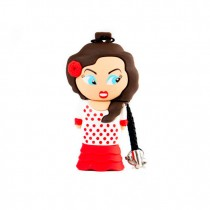 PENDRIVE 16GB TECH ONE TECH FLAMENCA