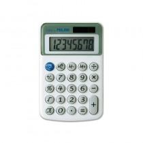 h2Especificaciones tecnicas h2brULLICalculadora de 8 digitos LILIMemoria de 3 teclas LILITeclas de plastico LILIAlimentacion du