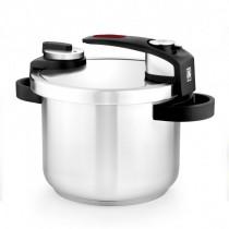 Convierte la coccion a presion en el proceso mas rapido intuitivo y seguro de la cocinabrCocina sana y rica en vitaminasbrDos n