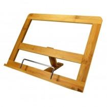 pul liAtril de bambu para libros y tablets li liMaterial Bambu li liMedidas 3223917 cm li ulbr p
