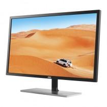 pEl elegante AOC Q3279VWF8 incorpora los ultimos avances en tecnologia de monitores para mejorar la productividad y la experien