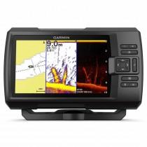 H2Sonda GPS de 7 con software de mapas Quickdraw Contornos H2Incluye un transductor para la sonda tradicional integrada CHIRP d