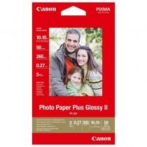pEl papel fotografico brillo II de Canon es el papel fotografico perfecto para lograr resultados de calidad superior con un aca