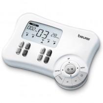 pEste electroestimulador digital 3 en 1 es ideal para el alivio del dolor el fortalecimiento muscular y el masaje Se puede eleg