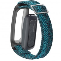 pPersonaliza tu Huawei Band 4e con la correa de recambio color verde de Huawei No solo luce bien sino que tambien es ecologica