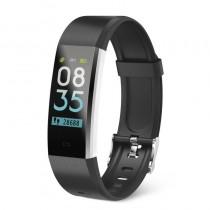 pPulsera de actividad Health Tensio Lite muvit iObrCon la pulsera Health Tensio Lite de muvit iO con pantalla en color podras m