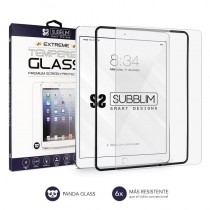 pul liPack que incluye 2 unidades de Cristal templado li liIncluye kit de limpieza y kit de facil instalacion li liPanda Glass