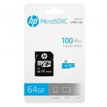 pul liTipo Micro SDXC li liCapacidad 64GB li liClase Class 10 li liVelocidad de Transferencia li ul liLectura 100 MB S li liEsc