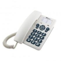 pEl telefono con cable 3602 con un diseno clasicobrbrul li3 memorias directas li li10 memorias indirectas li liMute Silenciado