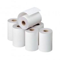 pPapel termico rollo impresora tickets pack de 10 Unidades Medidas 57x35 p