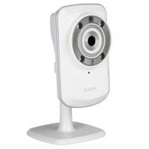 pLa camara de red DCS 932L Wireless N de dia y noche para el hogar es la solucion perfecta de vigilancia 24 horas Cuenta con LE