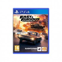 JUEGO SONY PS4 FAST