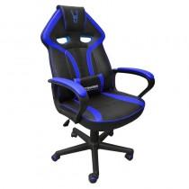 pSilla gaming con altura ajustable y reposabrazos Stinger Station Alien BluebrLa silla de diseno Racing Stinger Station Alien e