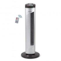 pul liVentilador de Torre li liAltura 77 cm li li3 velocidades de ventilacion li liMando a distancia li liProgramable de 05 821