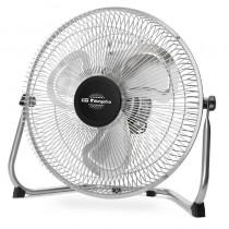 pul liAspas metalicas de 30 cm de diametro li li3 velocidades de ventilacion li liPotencia 45 W li liMotor de mayor eficiencia