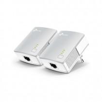 ADAPTADOR PLC TP LINK AV600 TL PA4010 KIT 2 UDS