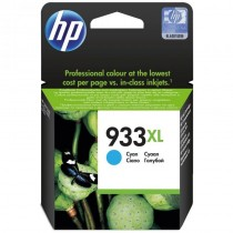 pEl cartucho de tinta cian HP 933 Officejet imprime con color de calidad profesional paacutegina tras paacutegina Deacute vida