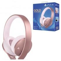 pAnade la sofisticacion mas elegante a tu PlayStation 4 con los auriculares Edicion Rose Gold Con un diseno ultra comodo y dos