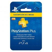 pSuscripcion para 3 meses en PlayStation Plus brul liCompatible con PS4 li liMultijugador PS4 Online li liJuegos mensuales sin