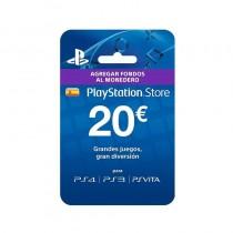pul liAgrega fondos al monedero con la tarjeta prepago PlayStation Networks de 20 li liCompatible con PS4 PS3 y PSVita li ulbr
