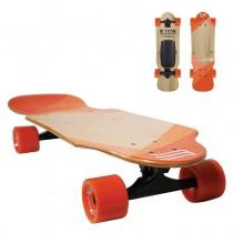 PPEl mejor skate para iniciacion Tail Kick para realizar saltos Motor electrico sin necesidad de empujesbr PULLIBateria de liti