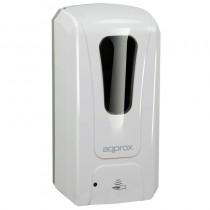 pDispensador de gel o liquido con sensor de movimiento infrarrojo incorporado que detectara las manos y liberara automaticament