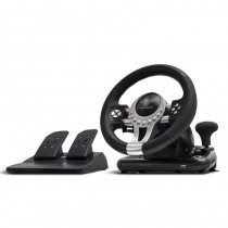 pRACE Wheel Pro 2brul liPara XBOX ONE PS4 PS3 PC li liLongitud de cable 18m volante 16 pedales li liAmplitud de direccion 180 l