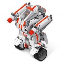 pRobot conectado bluetoothbr978 piezas que se pueden ensamblar en 3 estructuras diferentes robot dinosaurio avionbrTransmision