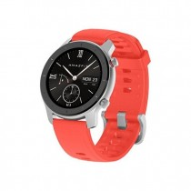 SMARTWATCH AMAZFIT GTR 42MM ROJO