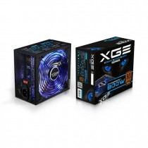 FUENTE ATX 800W TOOQ XTREME GAMING ENERGY II BRON CERTIFICA