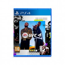 JUEGO SONY UFC 4 EAN 5035223122494 UFC4PS4