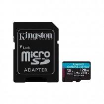 MEM MICRO SDXC 128GB KINGSTON CANVAS GO UHS I CL10