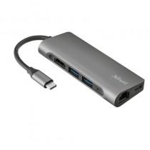 ph2Mejora del flujo de trabajo h2Con el adaptador multipuerto USB C 7 en 1 Dalyx de Trust realmente puede sacar el maximo prove