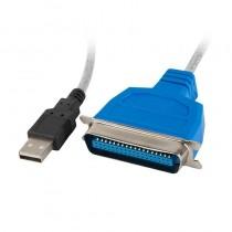 pEl adaptador USB gt LPT de Lanberg es una solucion que le permite operar perifericos tales como impresoras escaneres trazadore