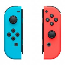 GAMEPAD NINTENDO SWITCH JOY CON AZUL ROJO