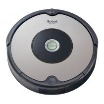pRobot aspirador iRobot Roomba 604 eficaz en suelos y alfombras Equipado con un conjunto de sensores inteligente 2 cepillos de