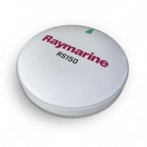 pAntena GPS Glonass Raystar 150 de Raymarine con una frecuencia mejorada de 10Hz Trabaja en 72 canales Esta antena es compatibl