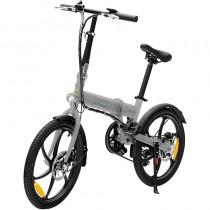 ppSmartGyro eBike Crosscity Silver se adapta a tu estilo de vida y sigue tu ritmo una nueva forma de desplazarte innovadora rev