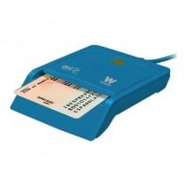 ppLector de tarjetas de memoria permite leer el nuevo DNI electronico y tambien es compatible con las tarjetas Smart Cards o Ta