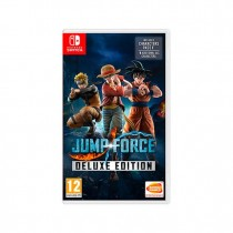 JUEGO NINTENDO SWITCH JUMP FORCE DELUXE