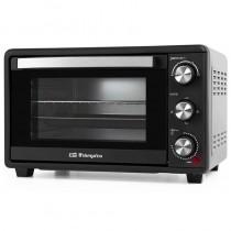 pEl horno de sobremesa HO 255 de Orbegozo tiene las caracteristicas necesarias para ganar al maximo en comodidad rapidez y limp
