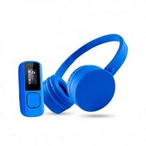 AURICULARESMICRO MP3 ENERGY SISTEM MUSIC PACK AZUL