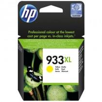 pEl cartucho de tinta amarillo HP 933 Officejet imprime con color de calidad profesional paacutegina tras paacutegina Deacute v