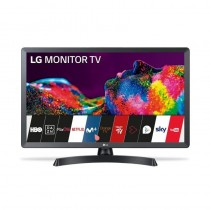 Televisor lg 24tn510s-pz - 24'/61cm - 1366*768 - 200cd/m2 - 5m:1 - 14ms - dvb-t2/c/s2 - smart tv - wifi - 2*5w - 2*hdmi - usb -