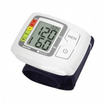 pul liTensiometro de muneca li liCompletamente automatico Auto Off li liMedicion de la hipertension la hipotension y la frecuen