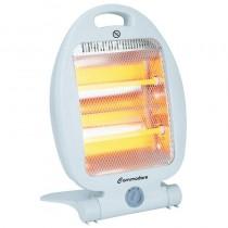 pul li800W li liConsiga un calor de gran intensidad gracias a los 2 tubos de cuarzo independientes que incorpora este calefacto