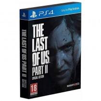 pThe Last of Us 2 Especial Edition incluye brbrJuego completo y caja metalica exclusivabrMini Libro de ilustraciones de 48 pagi